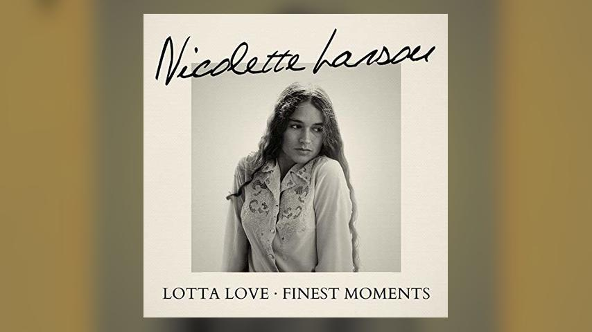 Nicolette Larsen - LOTTA LOVE: FINEST MOMENTS Cover