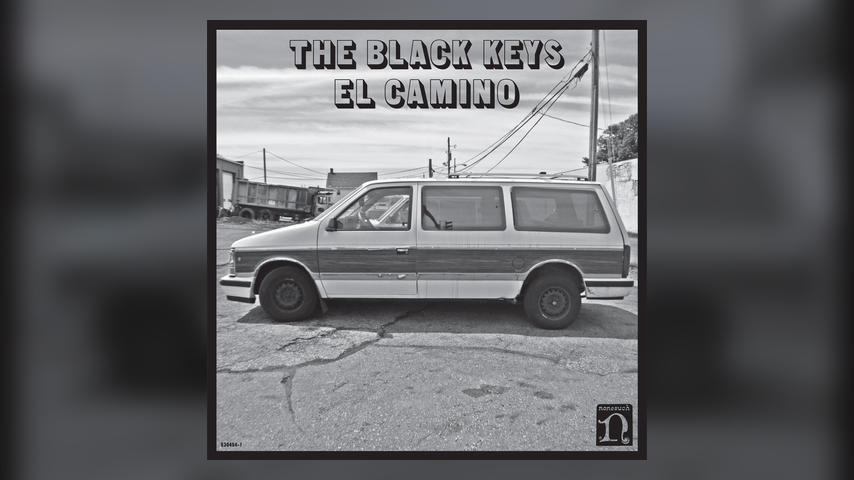 The Black Keys EL CAMINO Cover