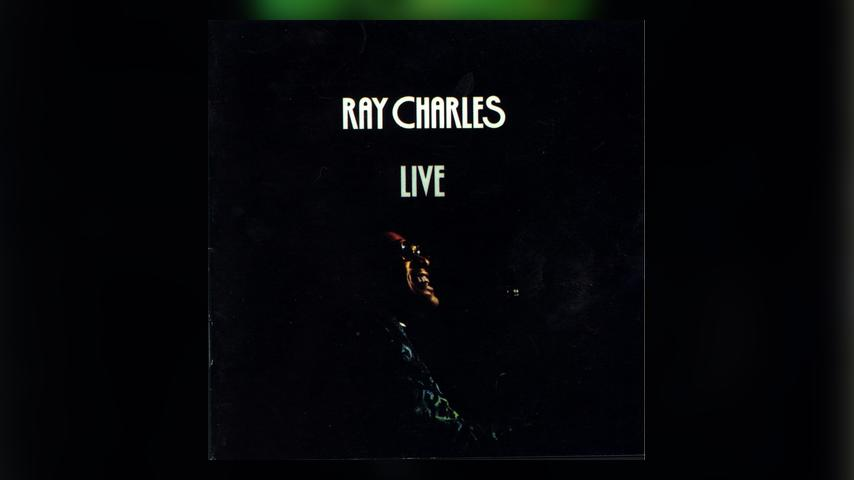 Ray Charles LIVE Cover