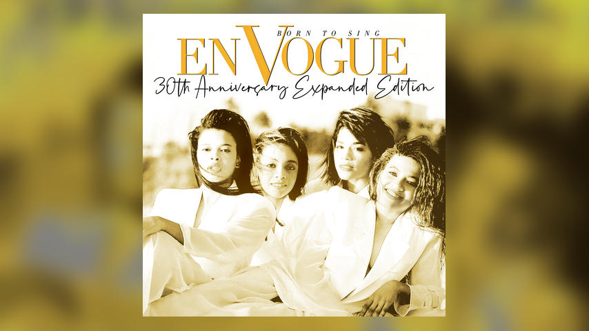 En Vogue BORN TO SING 30TH ANNIVERSARY EDITION Cover