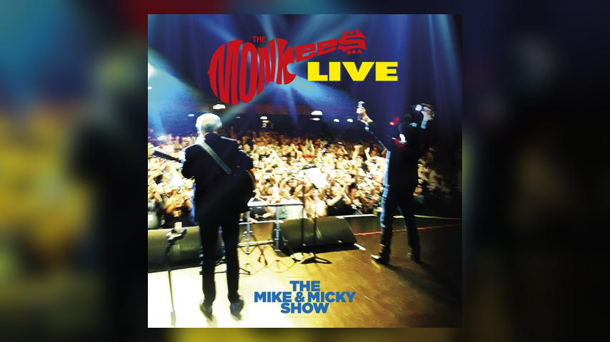 MONKEES LIVE: THE MIKE AND MICKY SHOW Cover