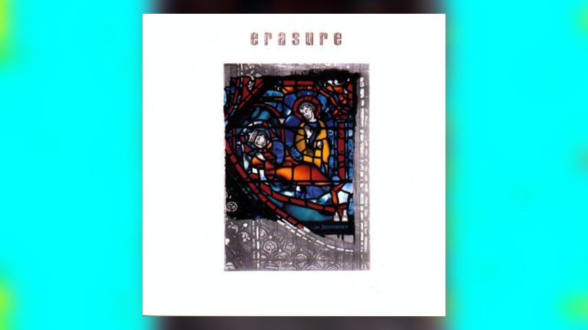 Erasure THE INNOCENTS Cover