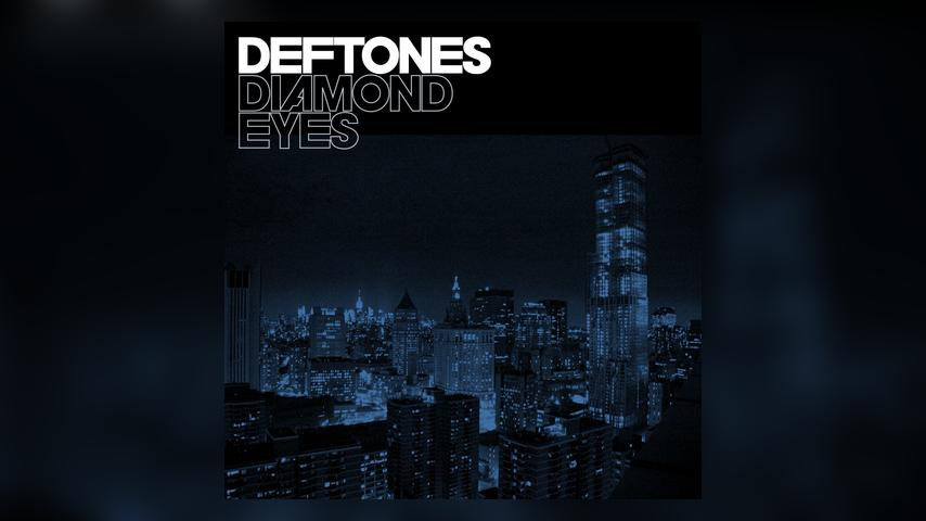 Deftones DIAMOND EYES Cover