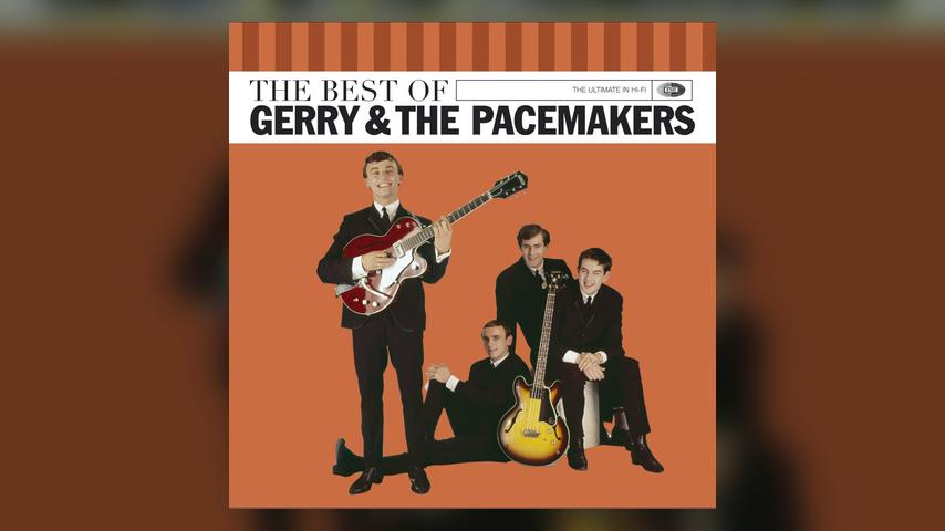 The Best of GERRY & THE PACEMAKERS Cover