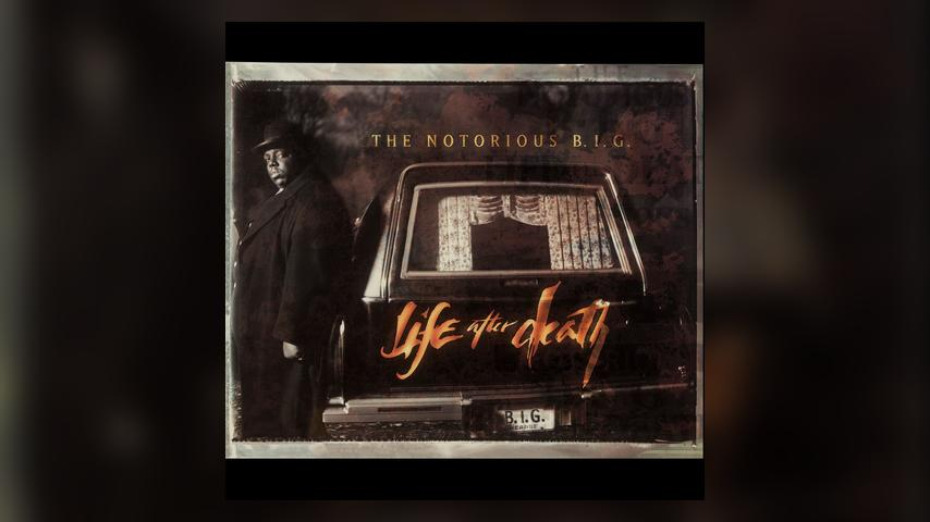 The Notorious B.I.G. LIFE AFTER DEATH Cover