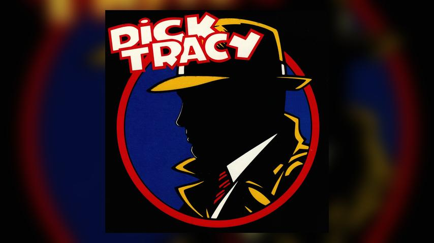 DICK TRACY SOUNDTRACK Cover