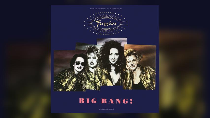 Fuzzbox BIG BANG! Cover