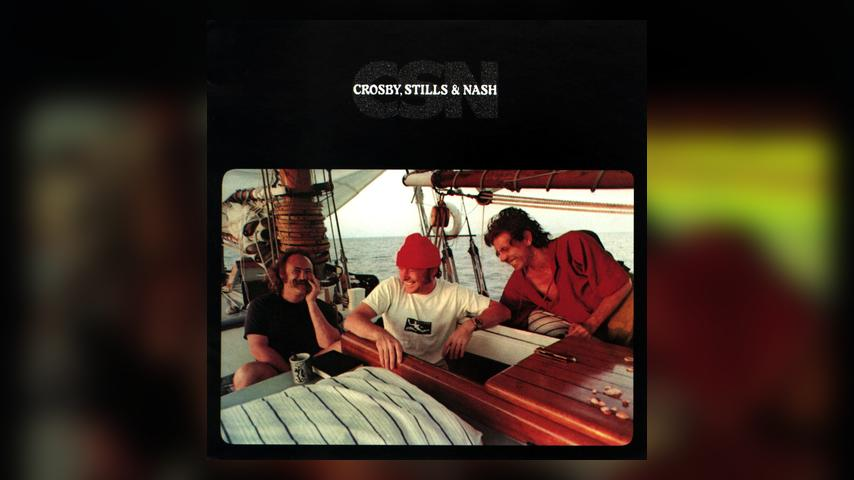 Crosby, Stills & Nash CSN Cover