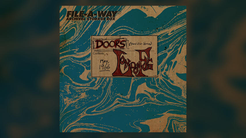 The Doors LONDON FOG 1966 Cover
