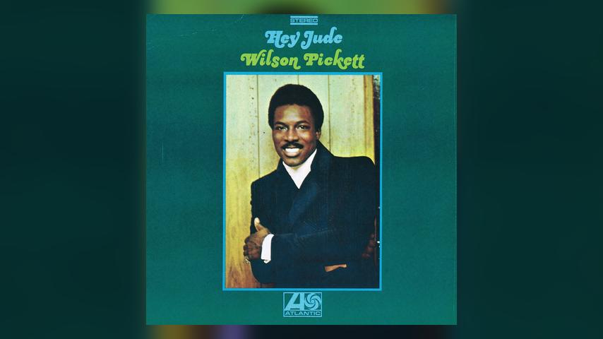 Wilson Pickett HEY JUDE Cover