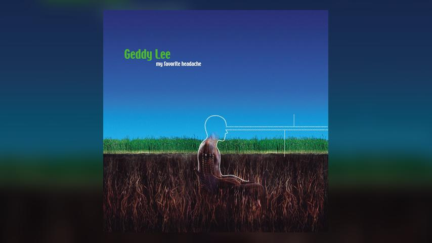 Geddy Lee MY FAVORITE HEADACHE Cover