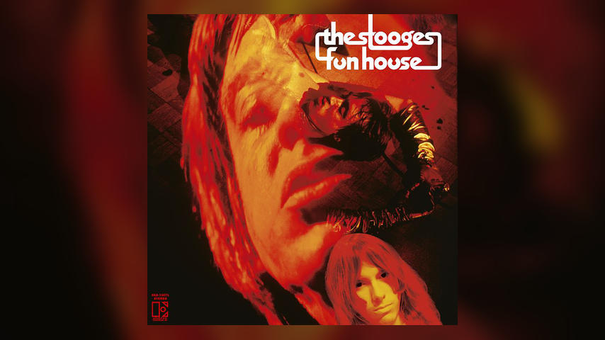 The Stooges FUN HOUSE Cover