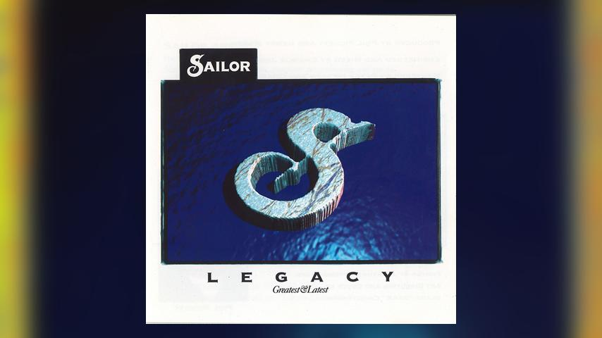 Sailor LEGACY Cover