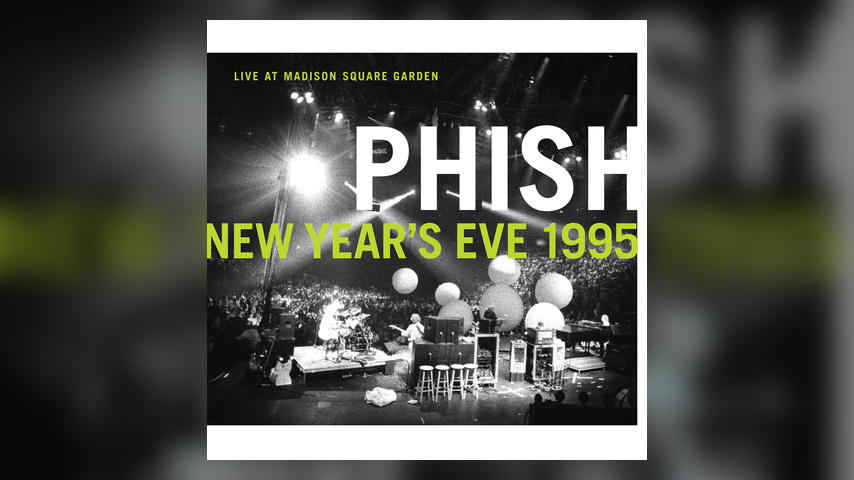 Phish NEW YEAR'S EVE 1995 Cover