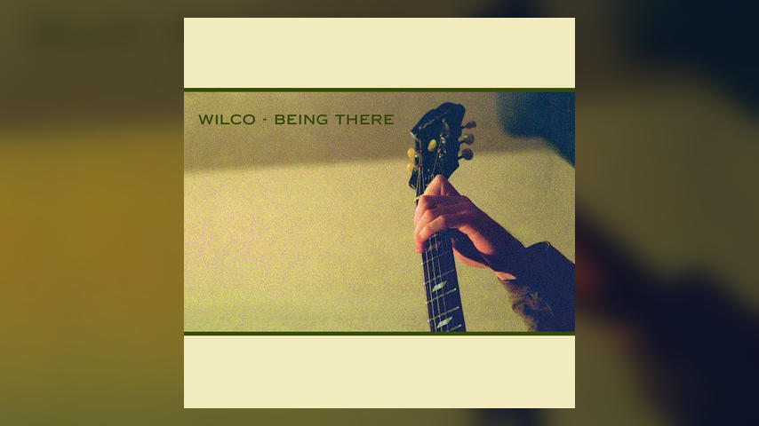 Wilco BEING THERE Cover
