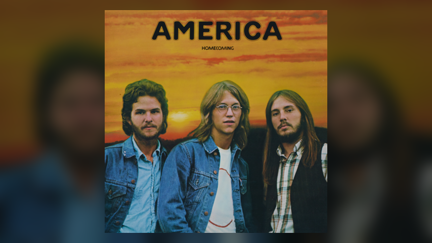 America HOMECOMING Cover Art