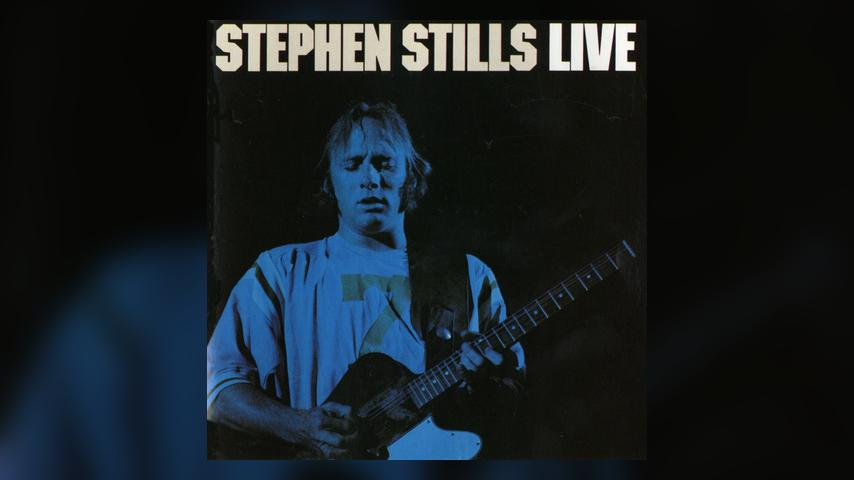 Stephen Stills LIVE Cover