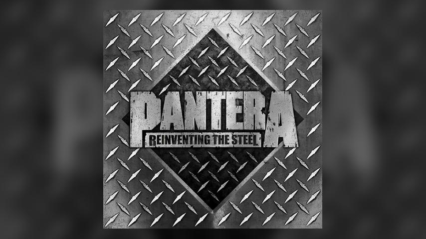 Pantera REINVENTING THE STEEL Cover