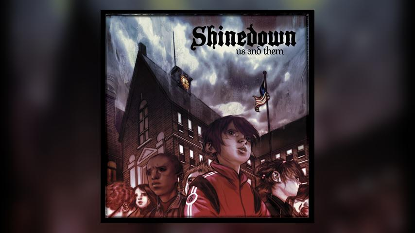 Shinedown US AND THEM Cover
