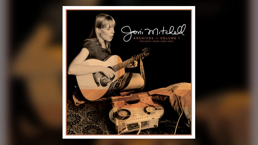 Joni Mitchell I DON'T KNOW WHERE I STAND Cover