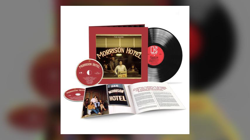 The Doors MORRISON HOTEL 50th Anniversary Product Shot