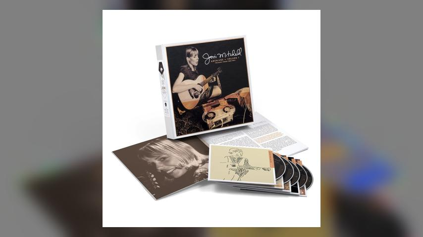 Joni Mitchell Box Set