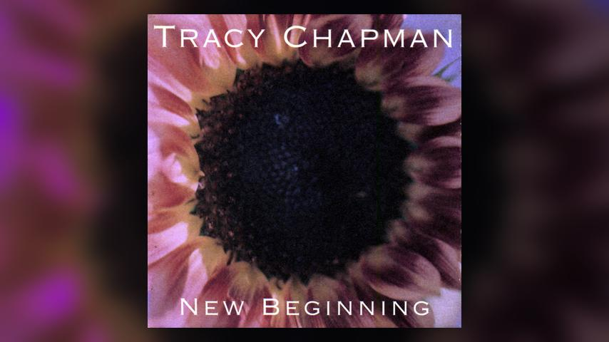 Tracy Chapman NEW BEGINNING Cover