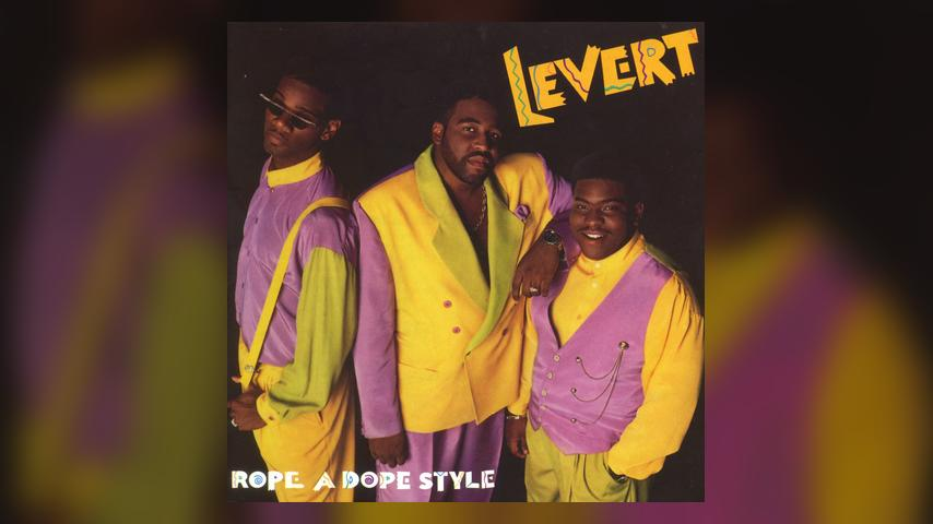 Levert ROPE A DOPE STYLE Cover