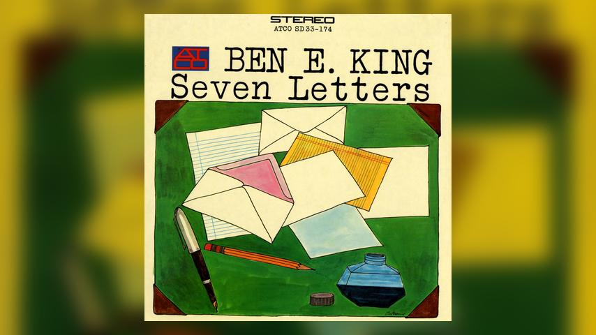 Ben E. King SEVEN LETTERS Cover