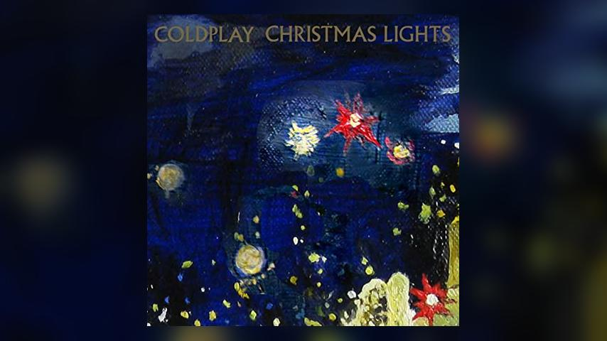 Coldplay CHRISTMAS LIGHTS Cover