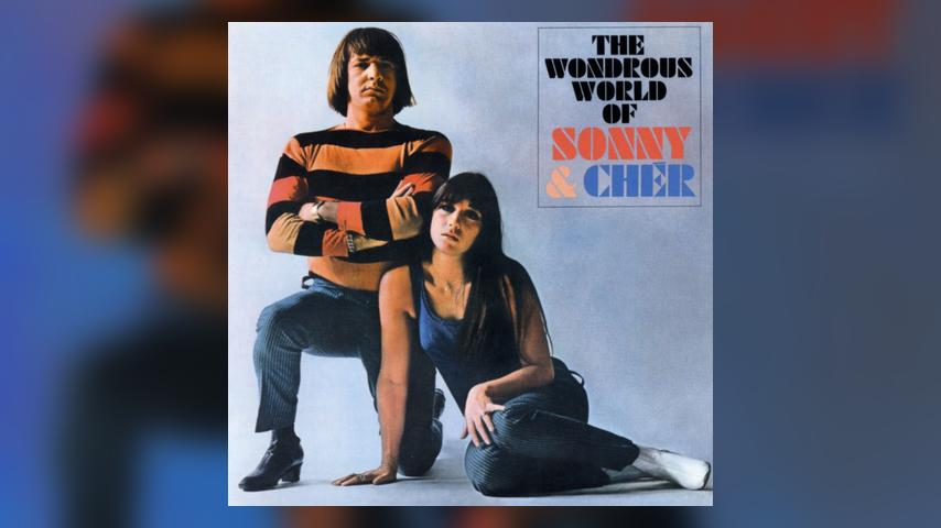 Sonny & Cher THE WONDEROUS WORLD OF Cover