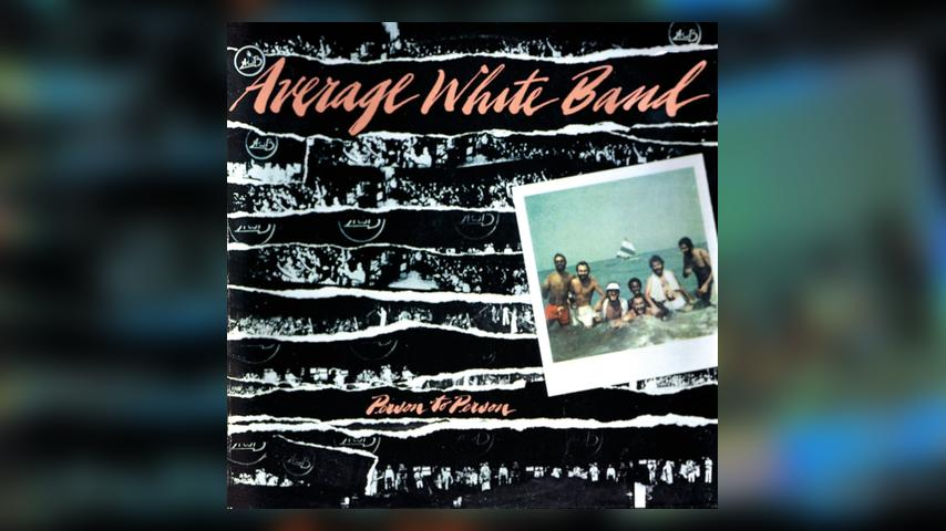 Average White Band PERSON TO PERSON Cover