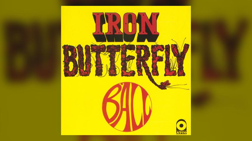 Iron Butterfly BALL Cover