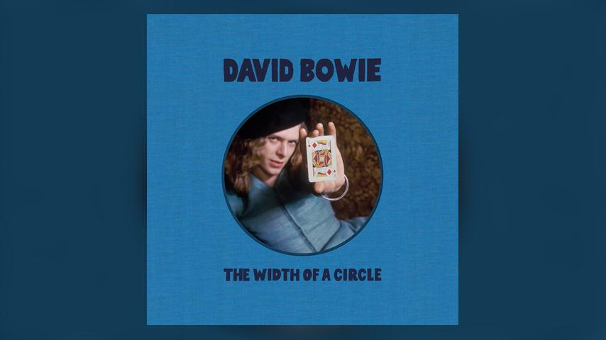 David Bowie WIDTH OF A CIRCLE
