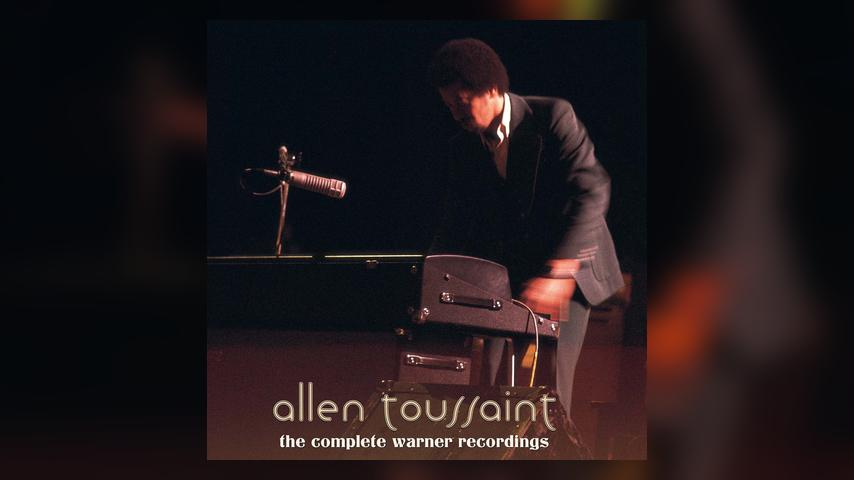 Now Available: Allen Toussaint, The Complete Warner Recordings