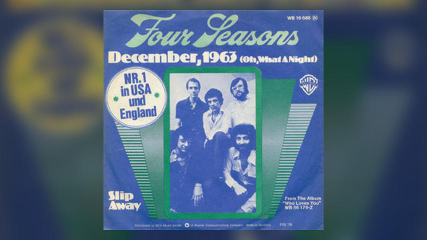 "Single Stories: Frankie Valli & The Four Seasons, ""December, 1963 (Oh, What A Night)"""