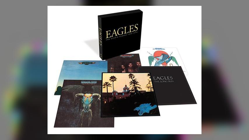 Eagles 6-CD Box Set Available for Pre-Order