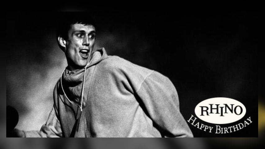 Dance Like It's Bez's Birthday…Because It Is!