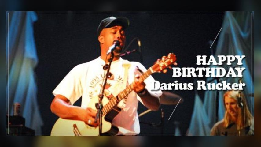 Happy Birthday, Darius Rucker