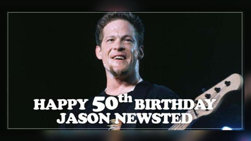Happy Birthday, Jason Newsted!