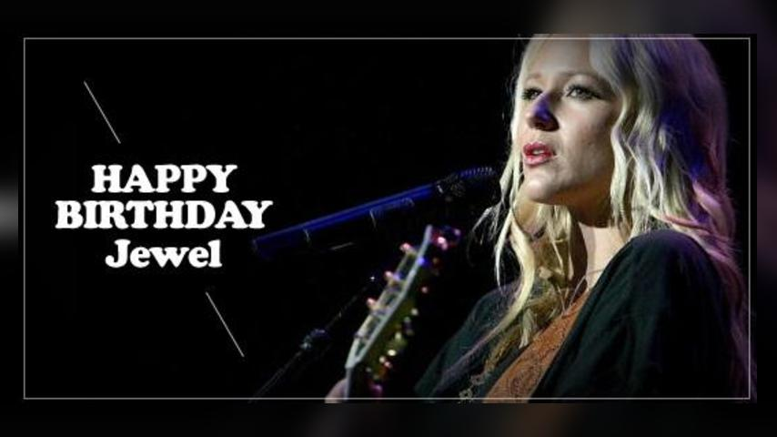 Happy Birthday: Jewel