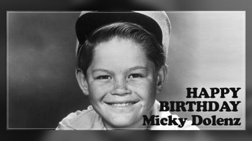 Happy Birthday, Micky Dolenz!