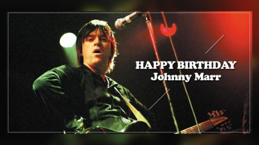Happy Birthday Johnny Marr