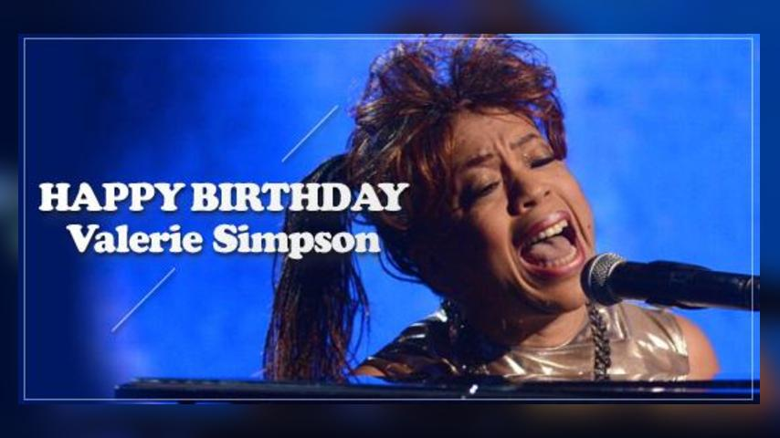 Happy Birthday, Valerie Simpson!