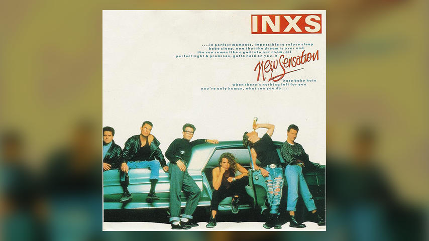 "Happy Anniversary: INXS, ""New Sensation"""