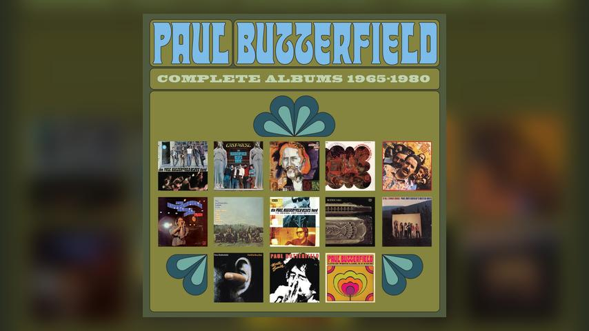 Now Available: Paul Butterfield, Complete Albums: 1965-1980
