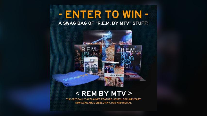 Enter to win a R.E.M. Prize Pack
