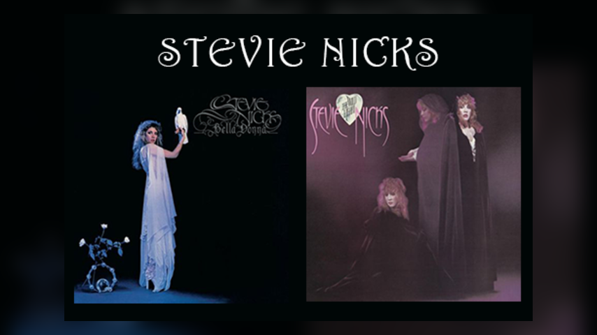 Out Now: Stevie Nicks, Bella Donna / The Wild Heart Deluxe Editions