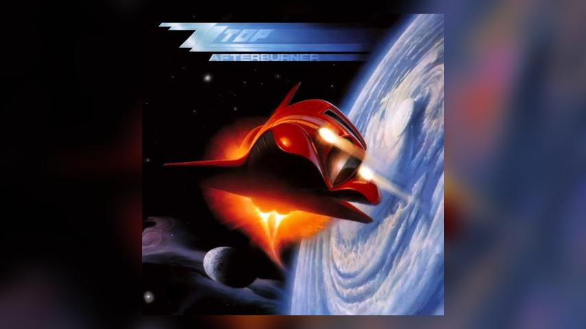 The One after the Big One: ZZ Top, AFTERBURNER