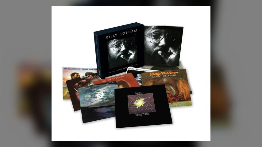 Now Available – Billy Cobham, The Atlantic Years: 1973-1978